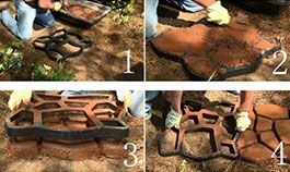 How to DIY your pathmate for your backyard